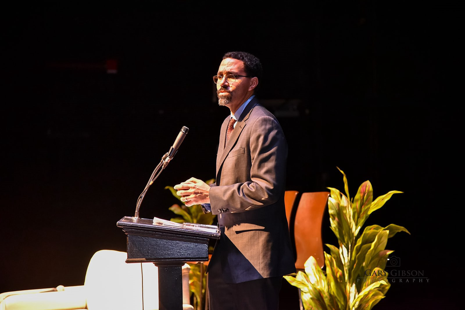 John B. King, Jr., president and CEO of The Education Trust and former U.S. Secretary of Education, delivers remarks.