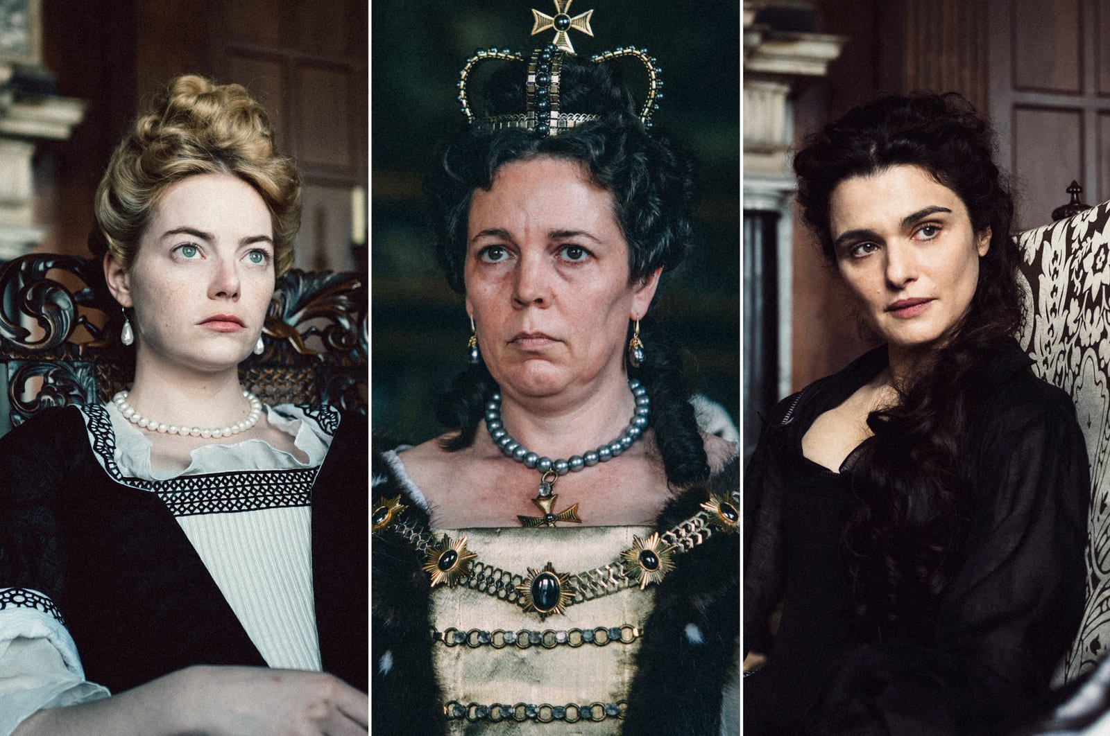 The Favourite (Yorgos Lanthimos, 2018)   by I have this thing with films    Medium