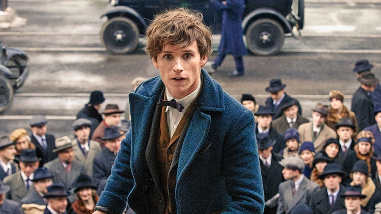 Review Fantastic Beasts And Where To Find Them Bradley Allen