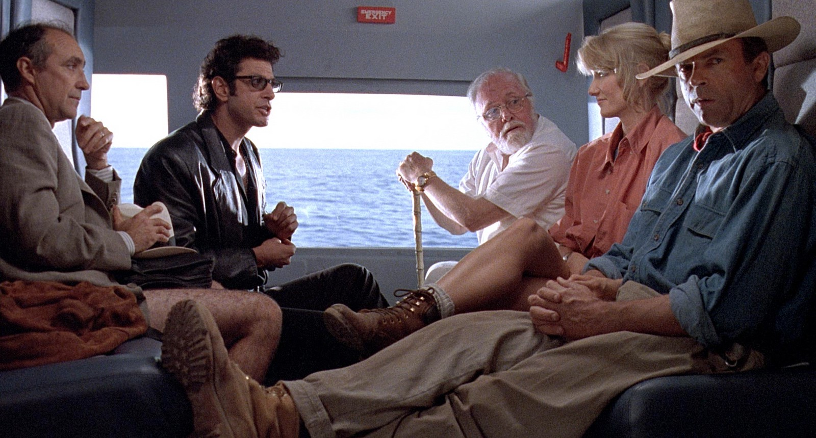 A Perfect Case of Foreshadowing: Jurassic Park - CineNation - Medium