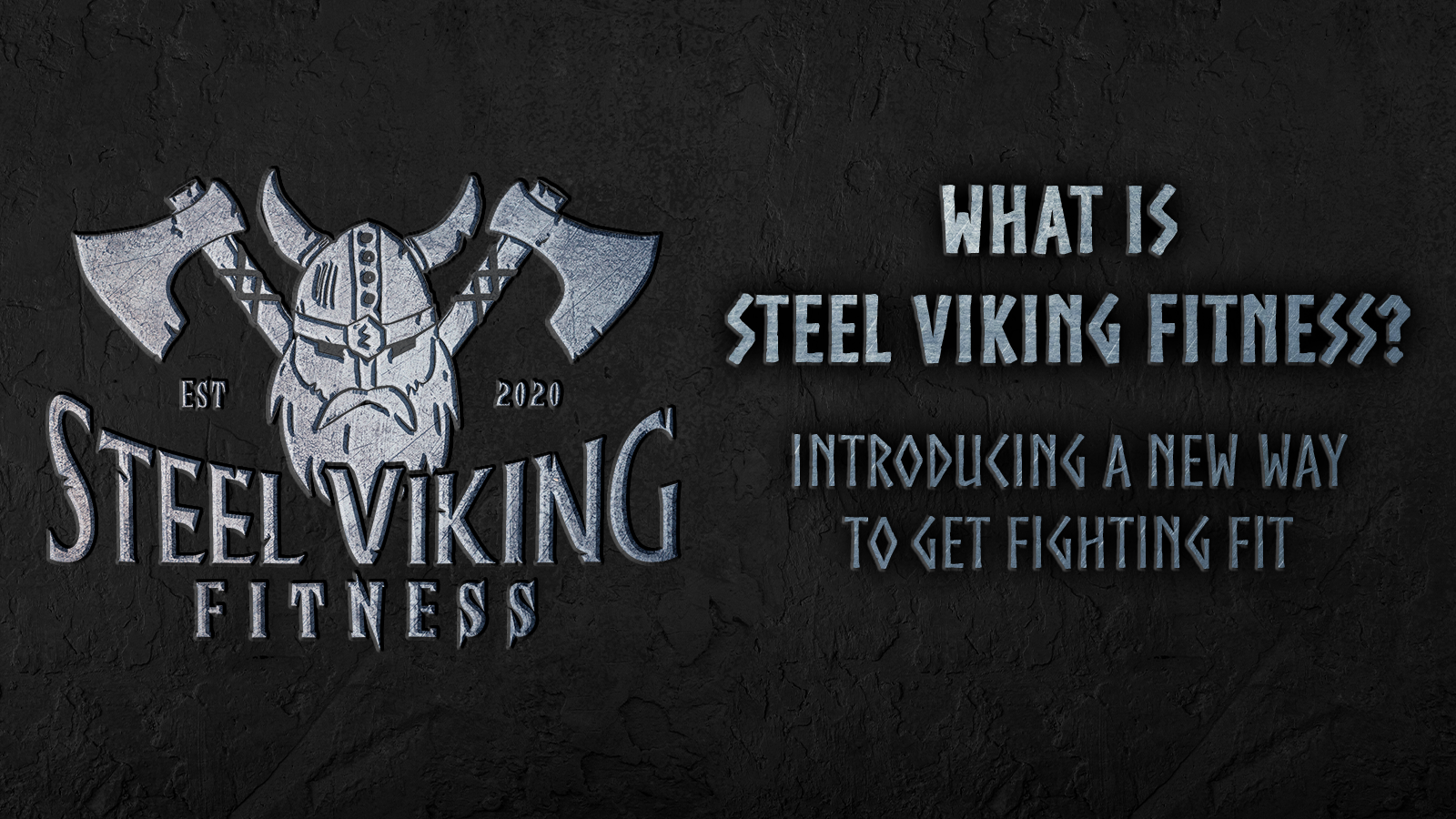 Introducing Steel Viking Fitness by Cameron Readman