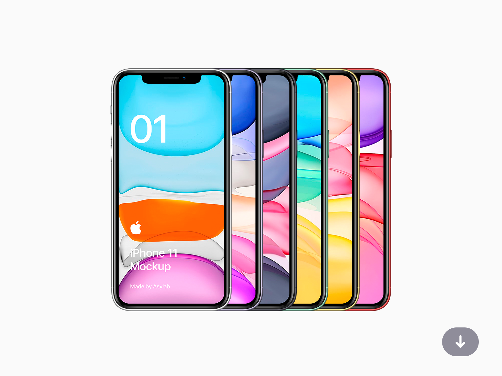Free Iphone 11 Pro Mockup Compilation Psd Sketch