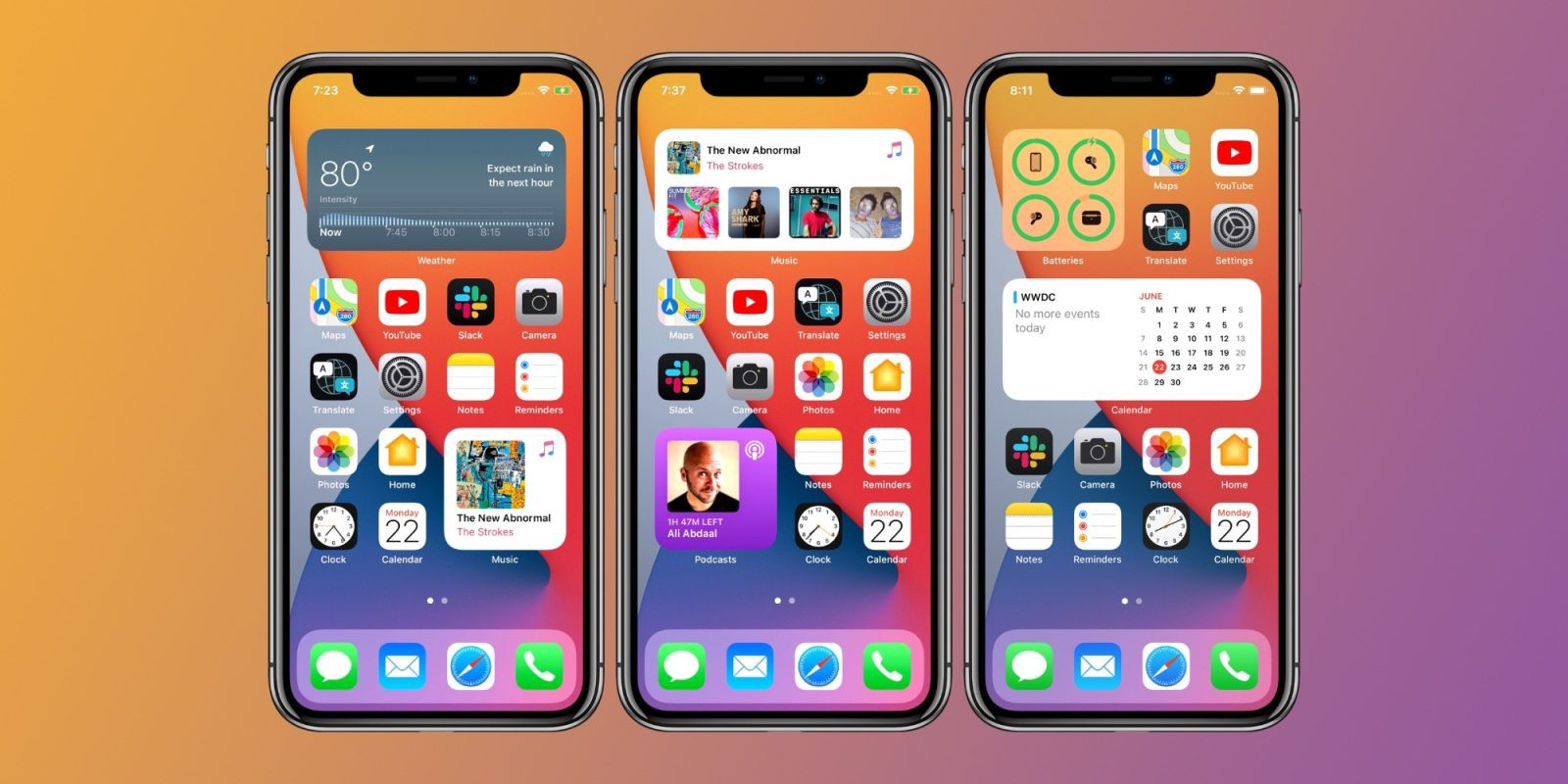 My Month With Ios 14 Beta Every Year When Apple Drops A New Ios By Joshua Beck The Startup Medium
