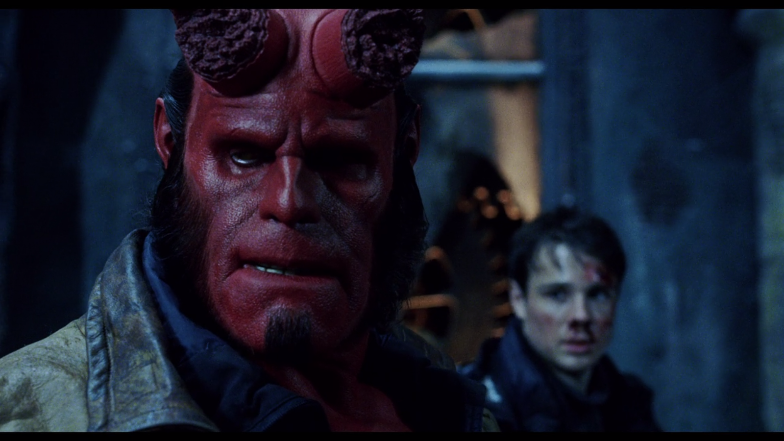 Image result for Hellboy (2004)