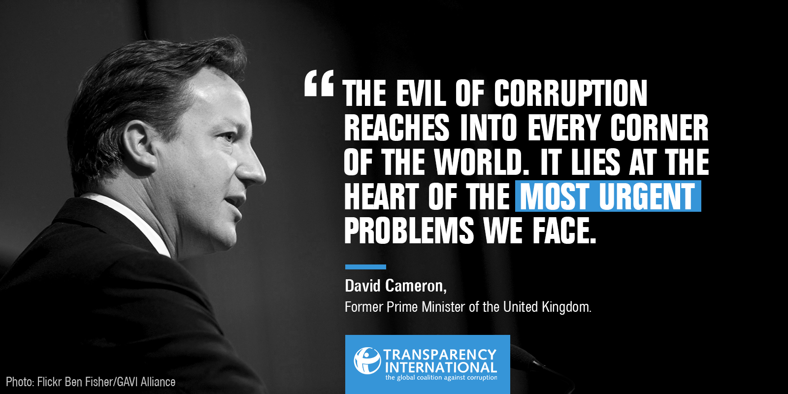 10 quotes about corruption and transparency (Vol 2)