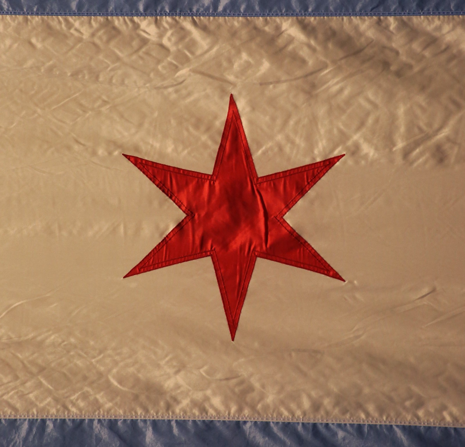 The Story of Chicago's Four-Star City Flag - Robert Loerzel