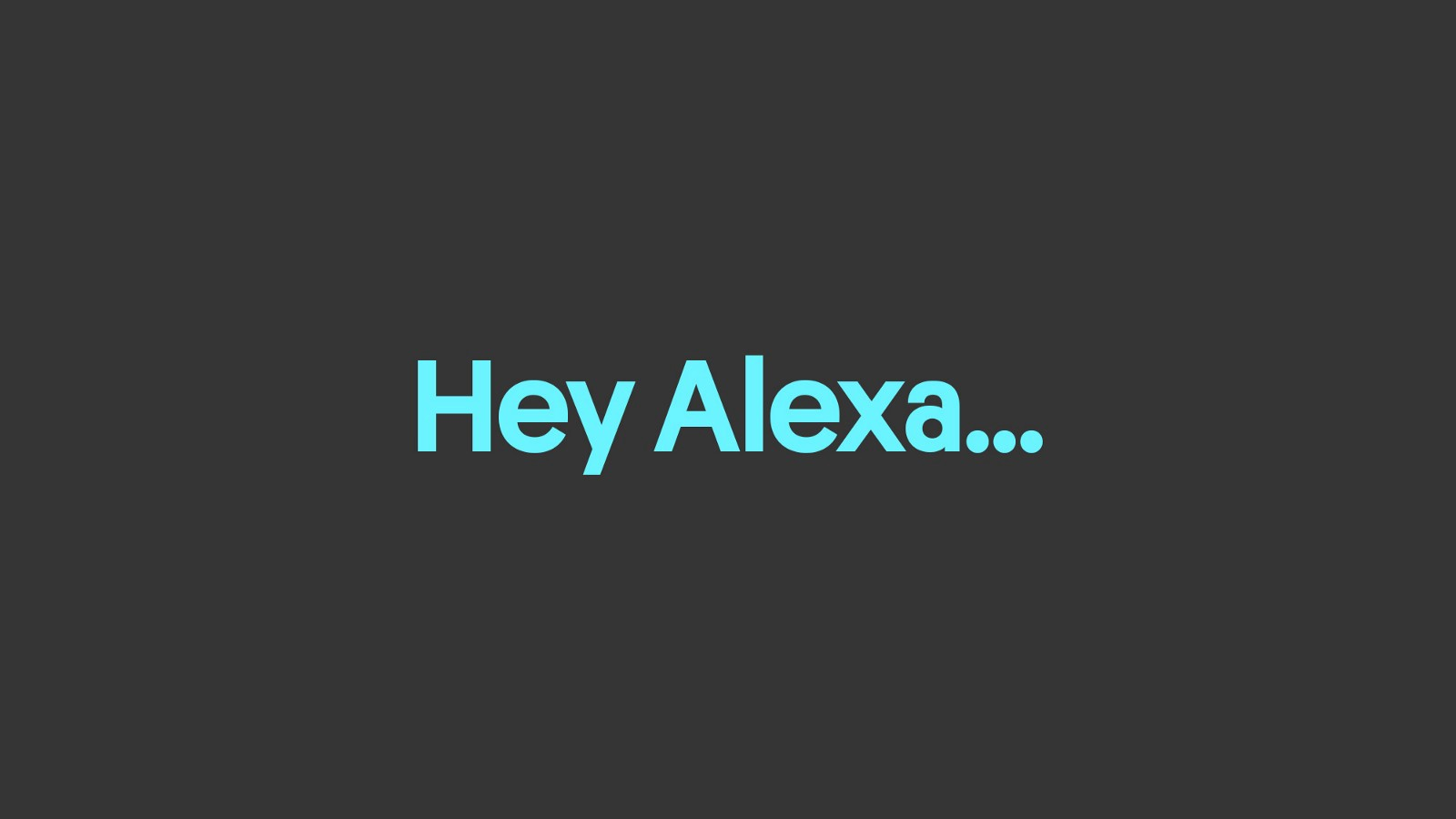 How Amazon Alexa works? Your guide to Natural Language