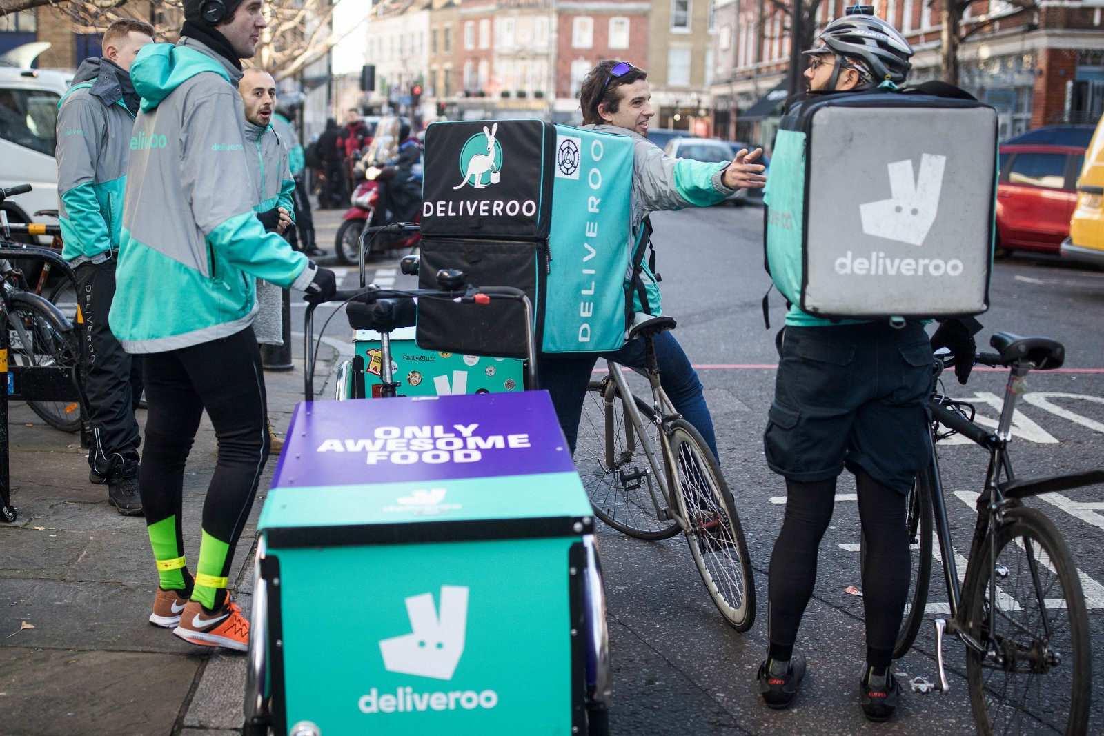 Why Deliveroo Withdrew From Germany My Perspective