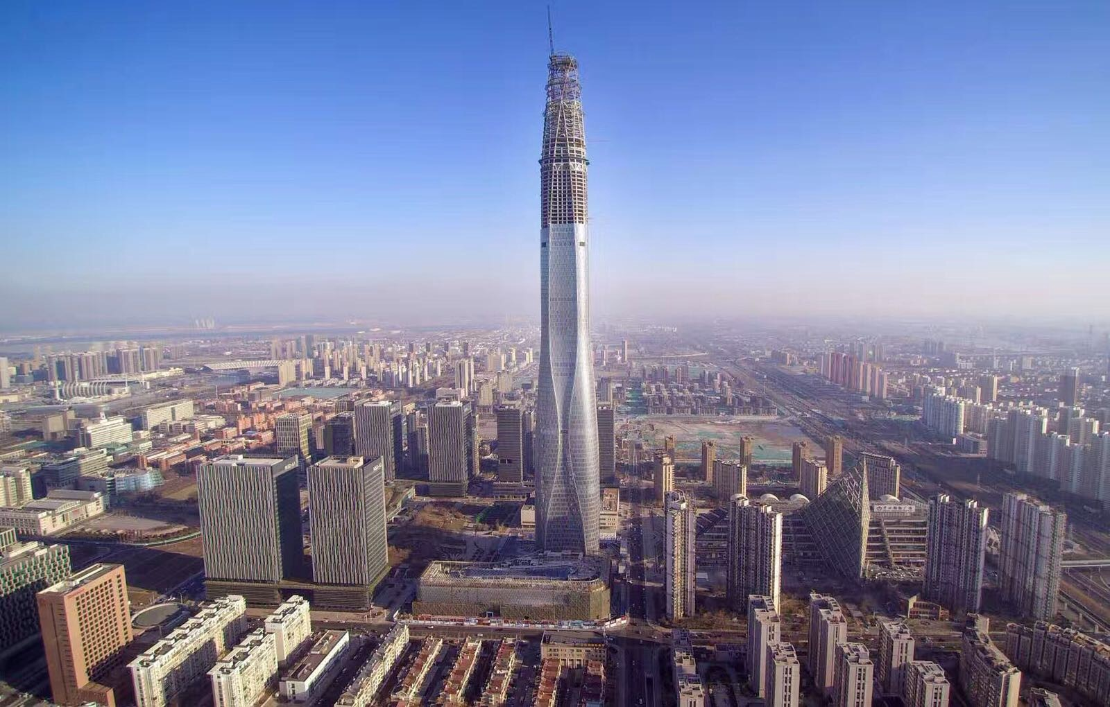 Reinventing The Skyscraper The World S Eighth Tallest Structure Is By Som Medium
