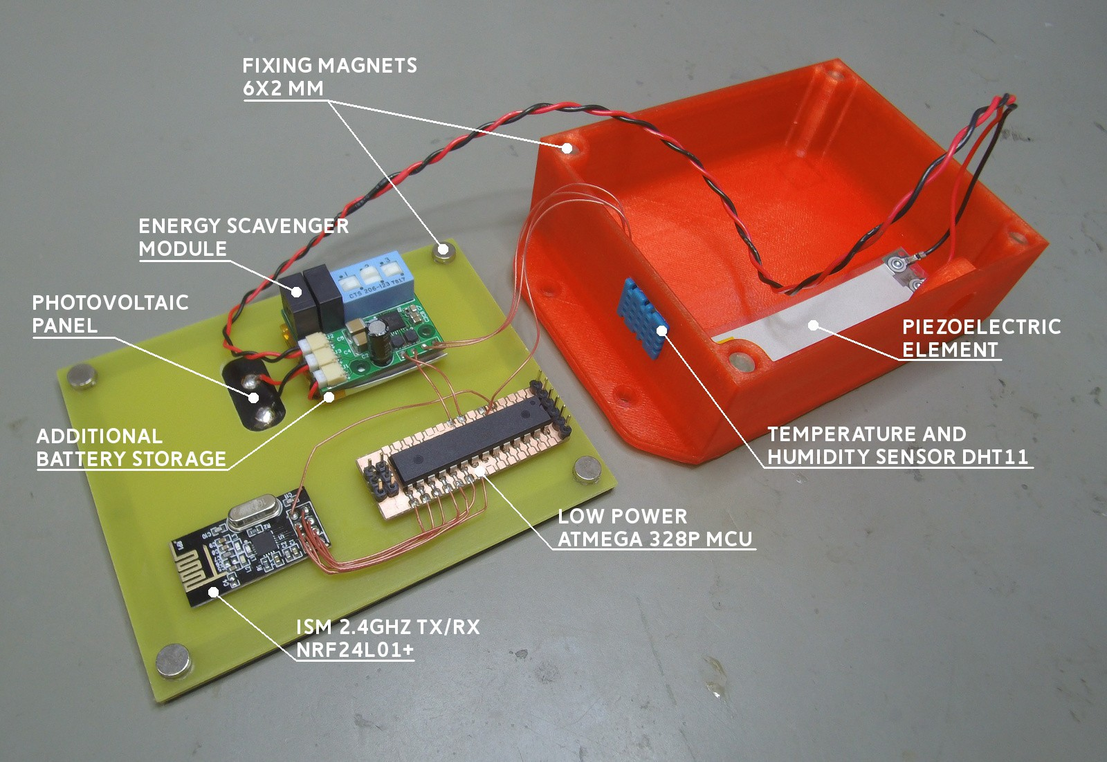 PTPM Energy Scavenger Snatches Electricity From Thin Air