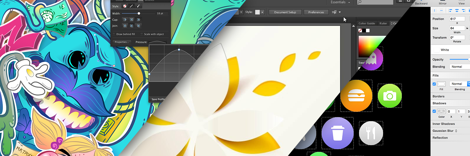 Can Sketch or Affinity designer replace Adobe Illustrator?