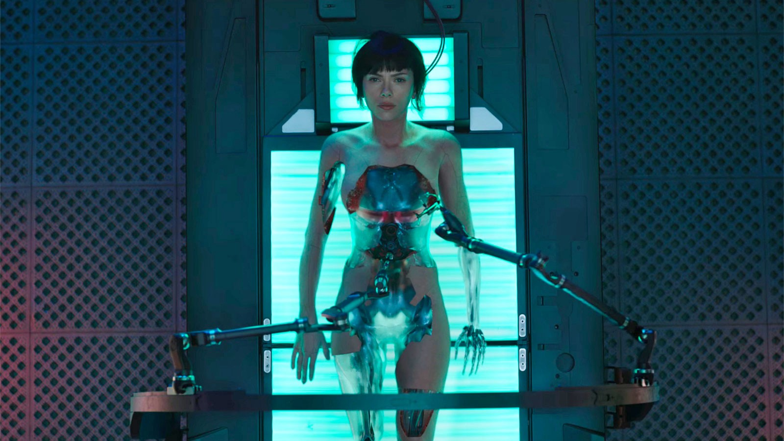 Ghost In The Shell Might Make You Uncomfortable And That S Good By Matthew Gault Defiant Medium