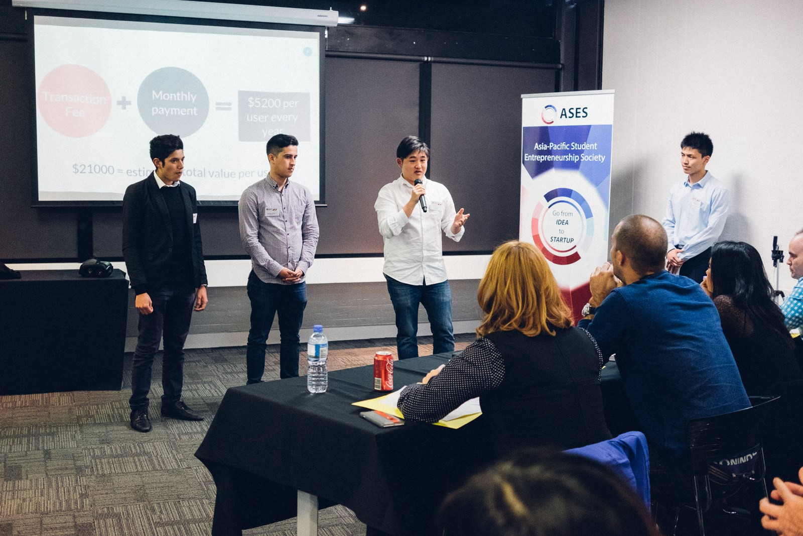 Wizpreneur: Online 140 characters startup pitch competition