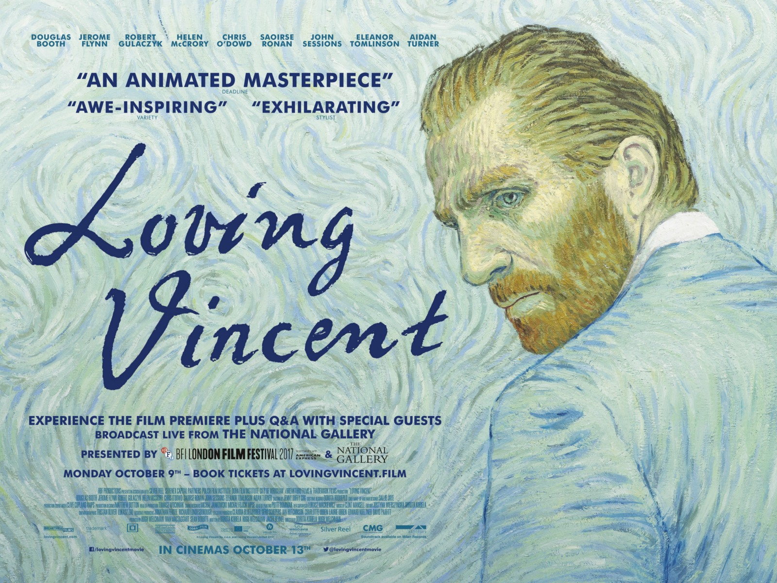 "Loving Vincent"" — How the Ignorati Killed a Masterpiece in Oil…"