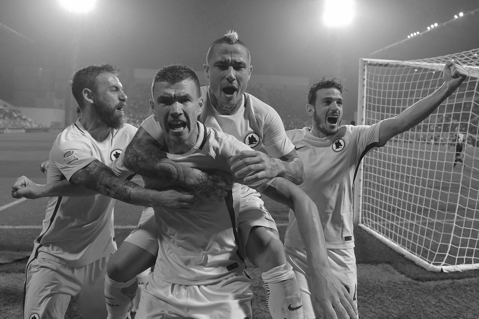 Joy And Pain: An Oral History Of A Year With AS Roma