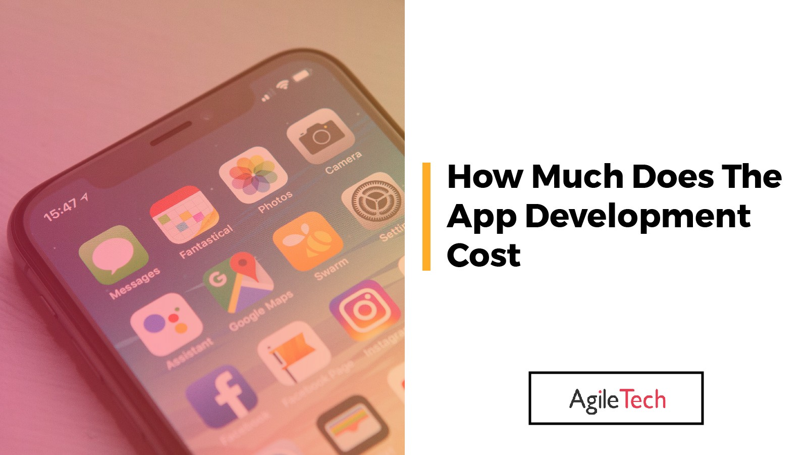 how much does it cost to build app agiletech