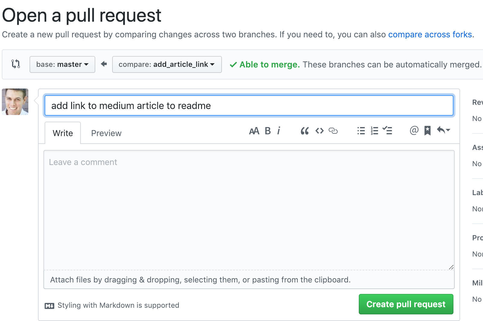 Learn Enough Git to be Useful - Towards Data Science