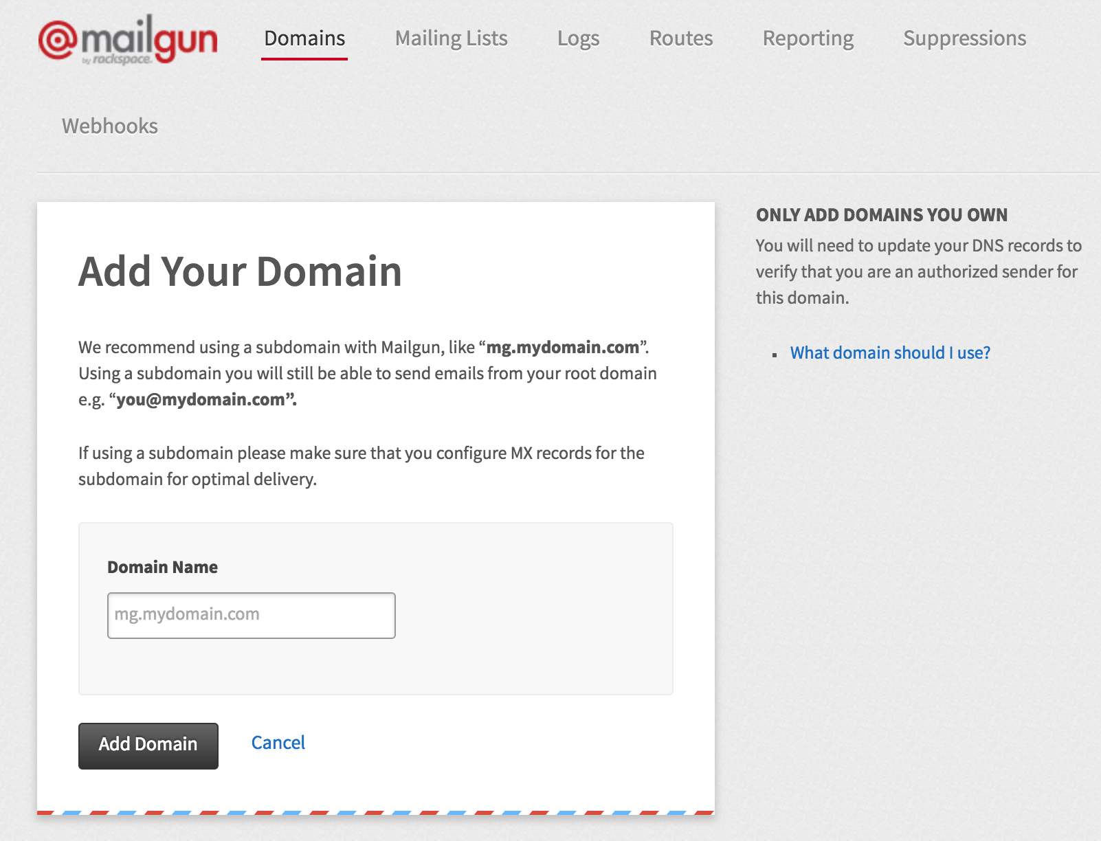 How to set up custom email addresses on your web site for free