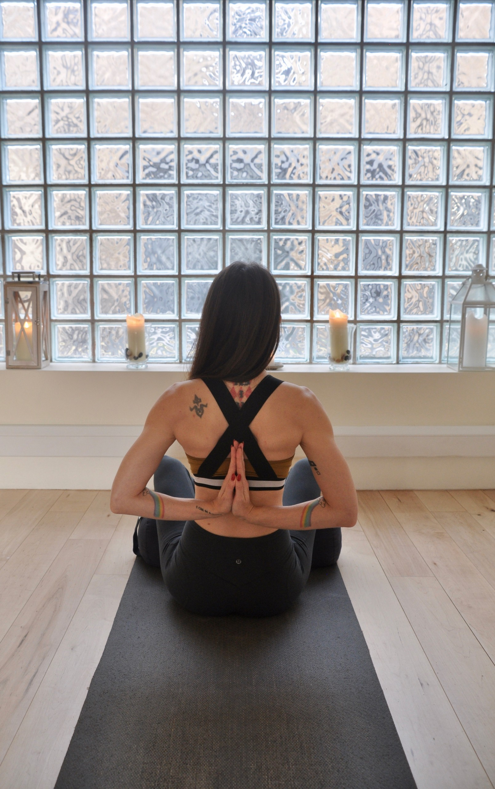4 Yin Yoga Poses To Help Return Us To Ourselves By Sarah Alexandra Teodorescu Medium