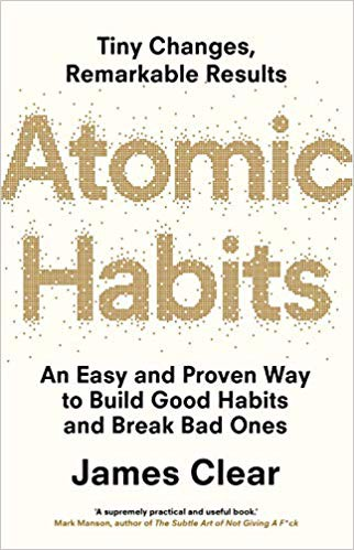 """Atomic Habits"""" by James Clear - Rodion Chachura - Medium"""