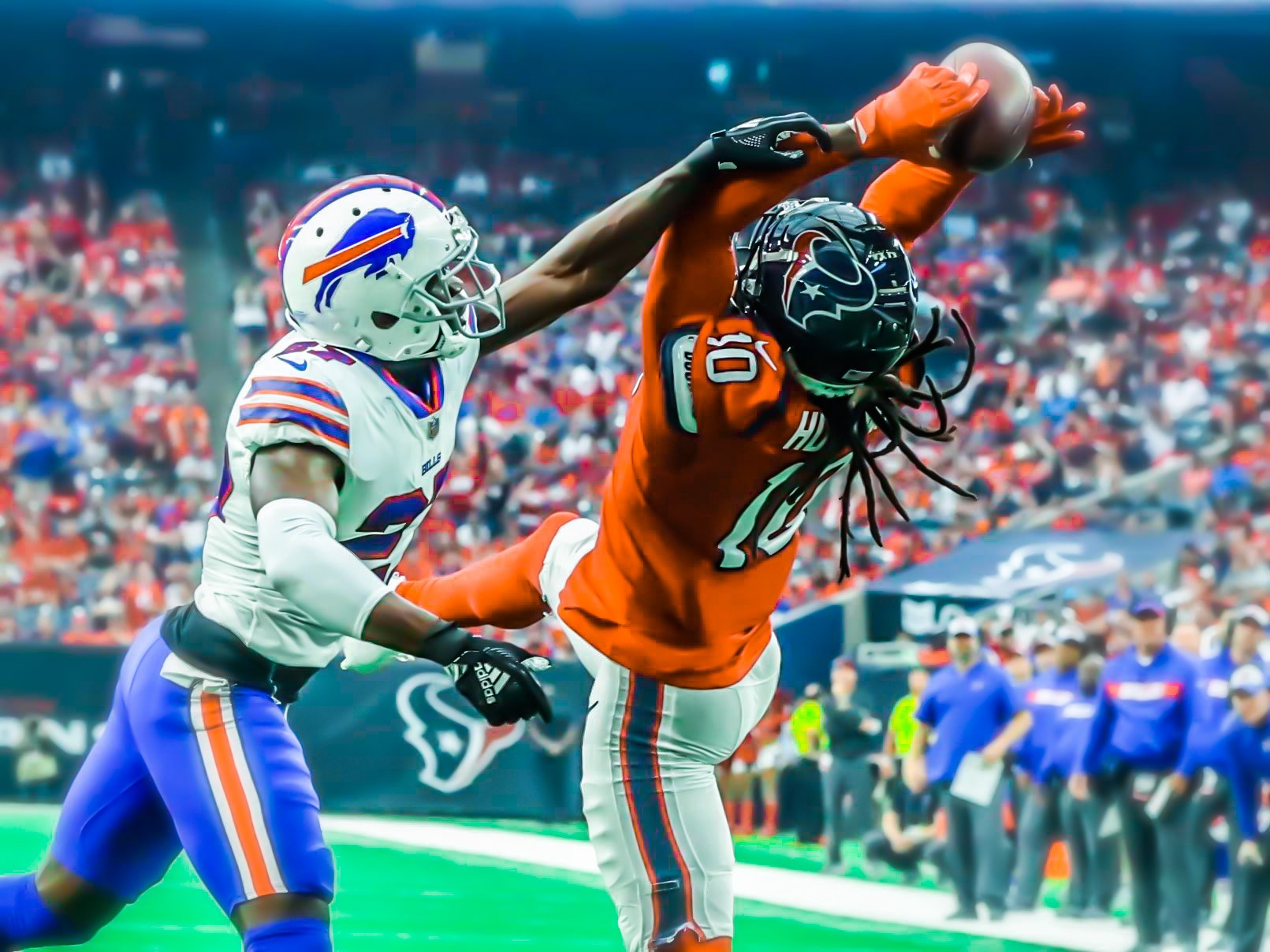 The Top 10 NFL Wide Receivers Heading Into the 2021 Season