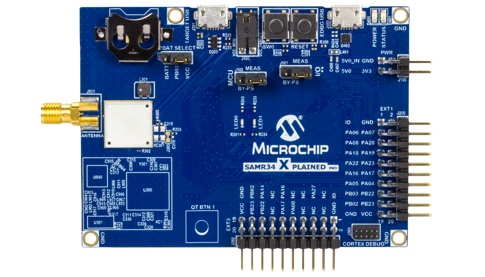 A New Ultra-Low Power LoRa SiP From Microchip - Hackster Blog