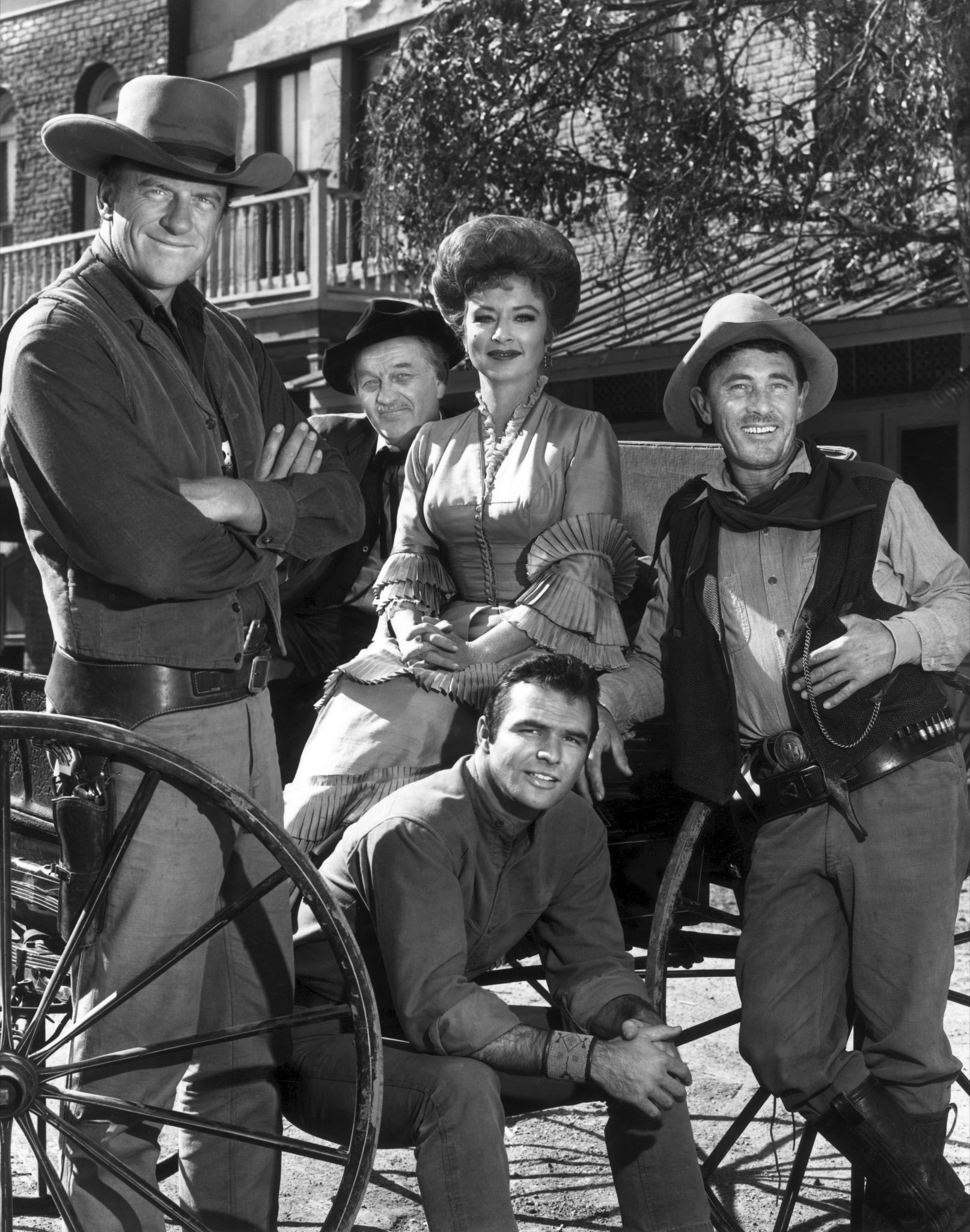 Get outta Dodge — Toasting 'Gunsmoke,' TV's most critically