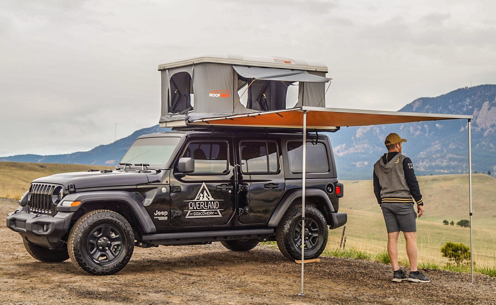 The Perfect Overlanding Jeep Rig Setup By Overland Discovery Medium