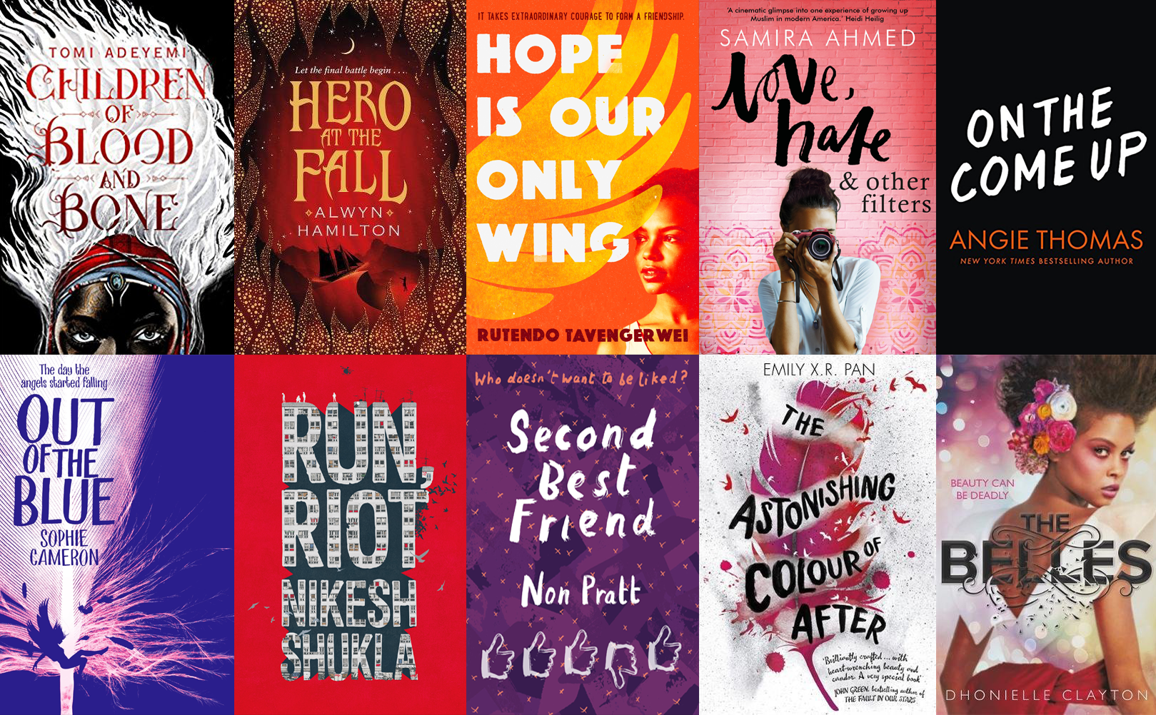 10 YA BOOKS TO LOOK OUT FOR IN 2018! - #BooksMadeBetter