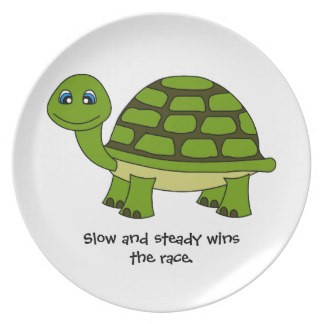 The Turtle Wins The Race Slow And Steady Is Key To Being A By Michelle Monet Medium