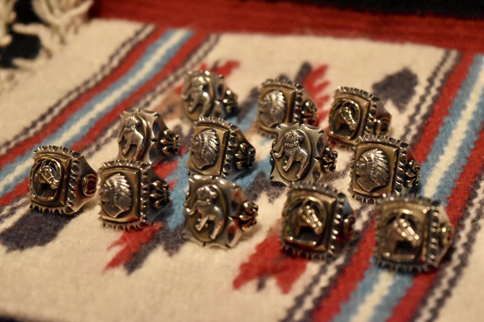 Sacred Story Penetrate Rings Symbolism Is The Important Part Of Old By Grade Moscow Medium