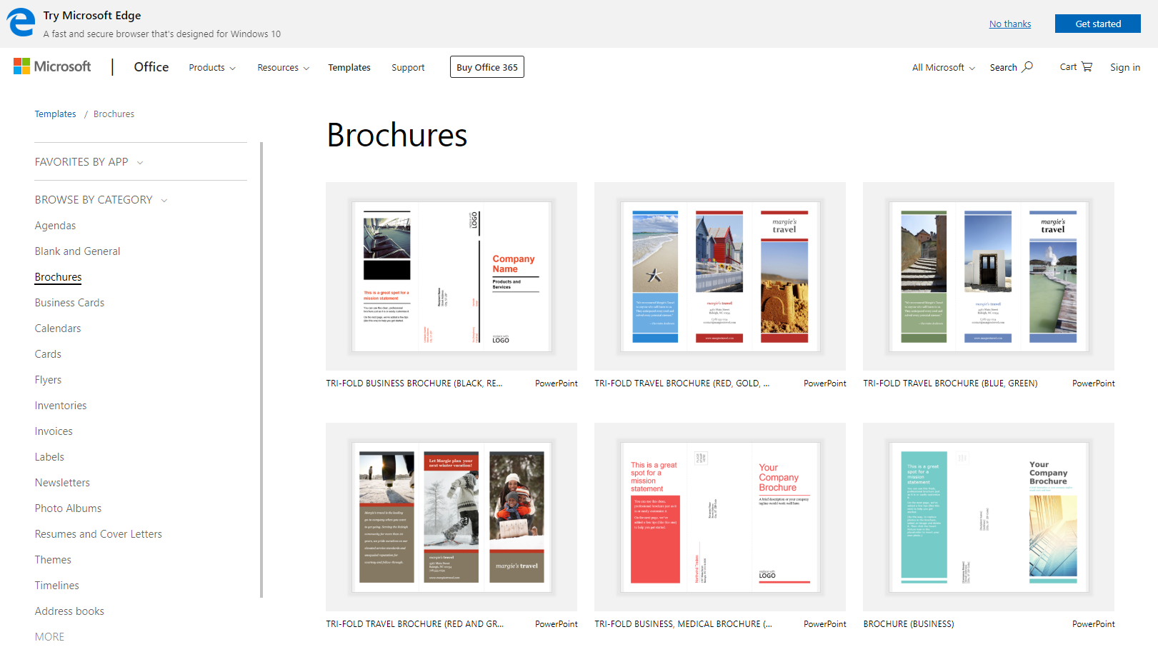 5 Awesome Free Online Brochure Maker That Actually Work By Willis Townsend Medium