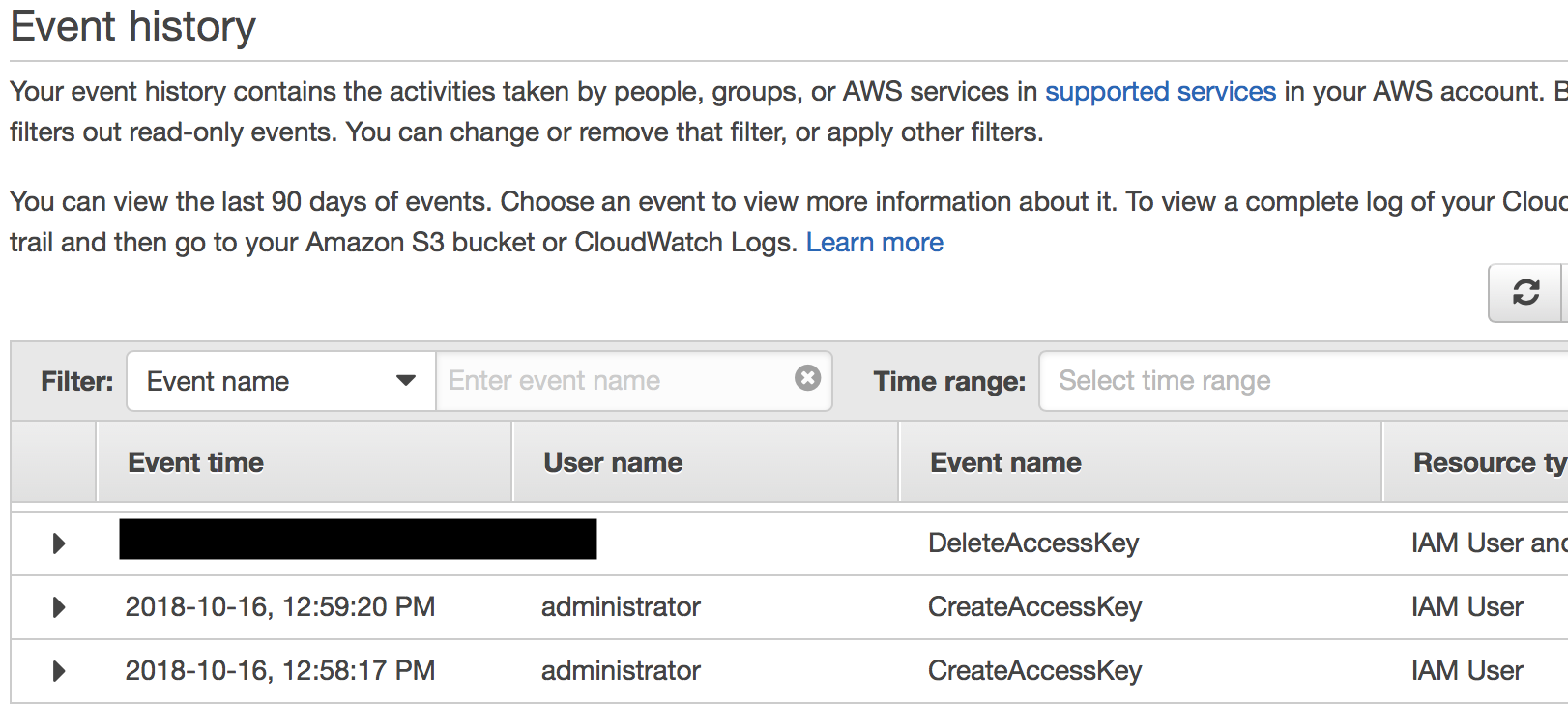 Playing with CloudGoat part 2: fooling AWS CloudTrail and