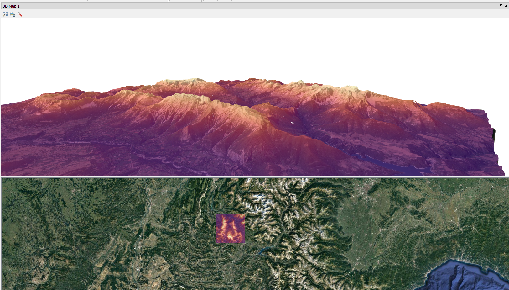 New QGIS and 3D visualisation - The Pointscene Diaries - Medium