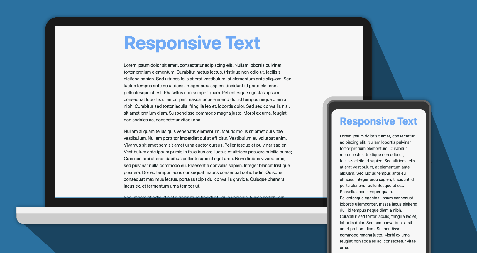 Responsive Text Building Readable Text Across Screen Sizes By Kelvin Tham Jul 2020 Ux Collective