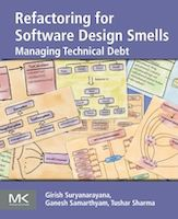 Refactoring for Software Design Smells—https://amzn.to/38qeC4C