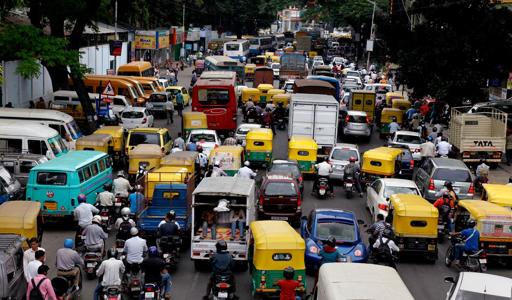 The Great Indian Road Traffic. Yes, you heard it right. I have ...