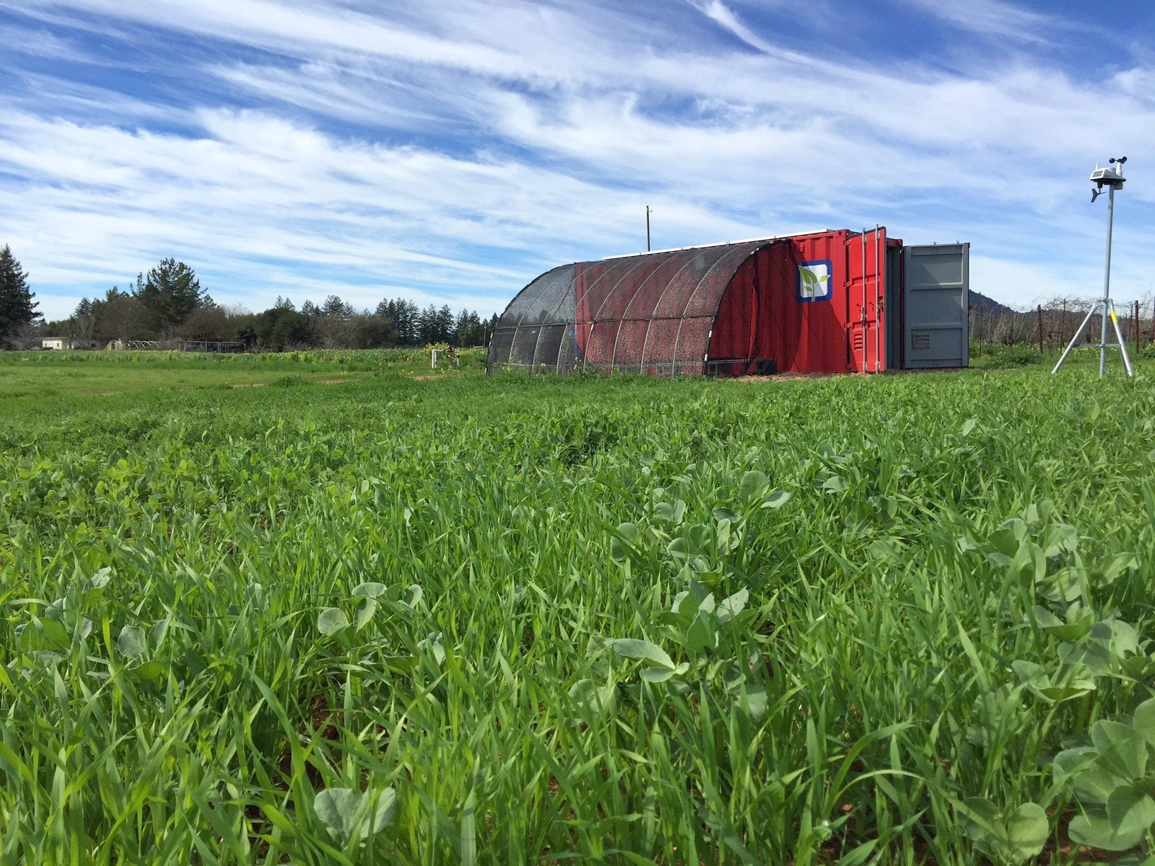 """""""the swiss army knife of sustainable farming"""" - source: farmfromabox.com - container homes - coloursontheinside"""