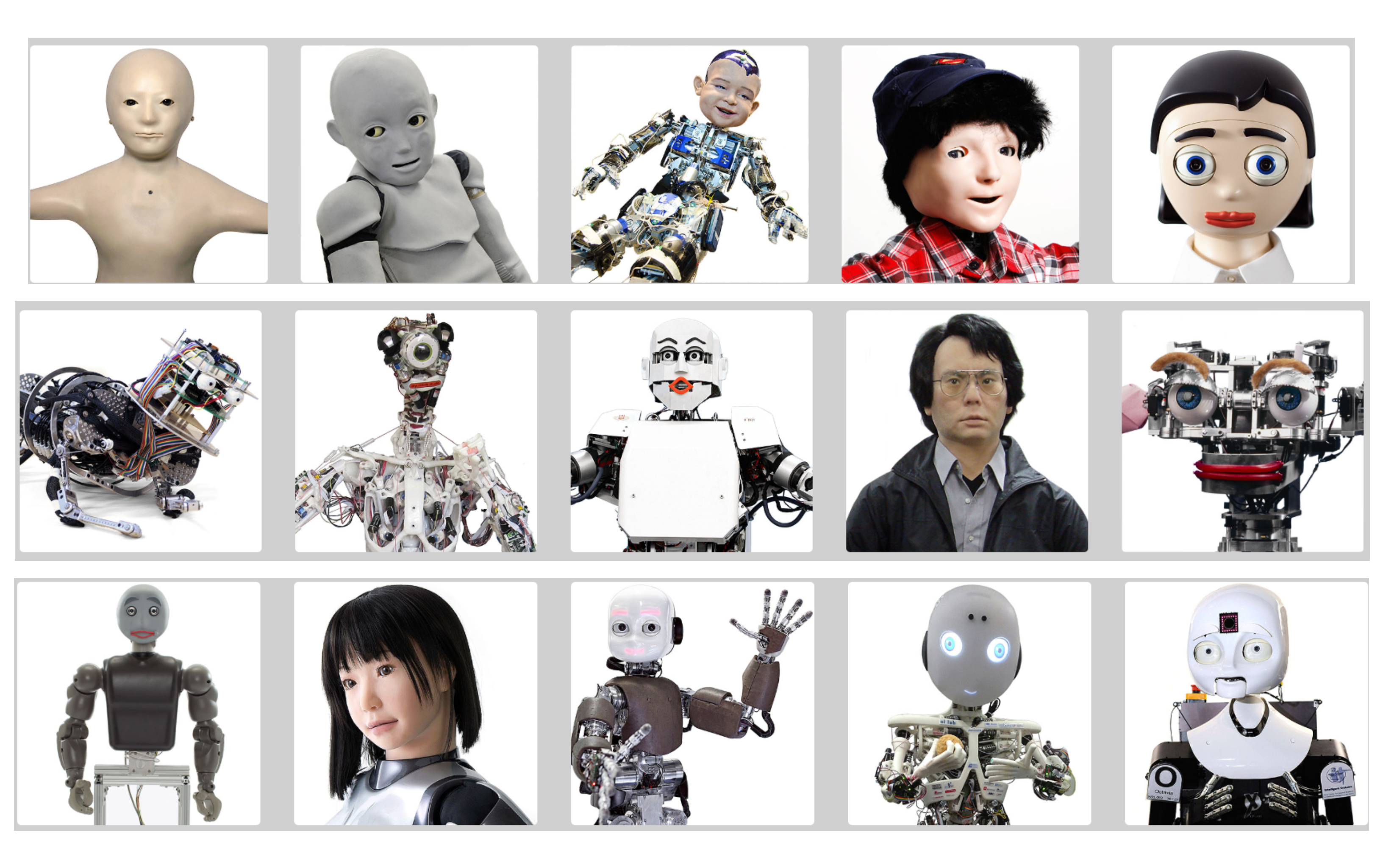 IEEE Ranks Robot Creepiness: Sophia Is Not Even Close to the Top
