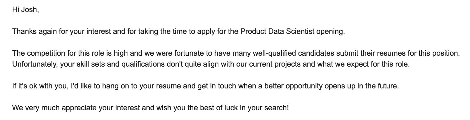 7 Steps to Landing Your Dream Job as a Data Scientist