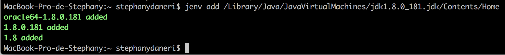 Several Java SDK versions: How to configure in Mac OS X