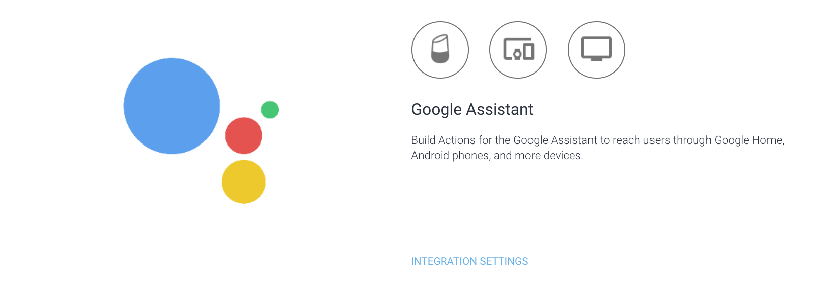 Hands-on with Dialogflow & Google Assistant: Writing your