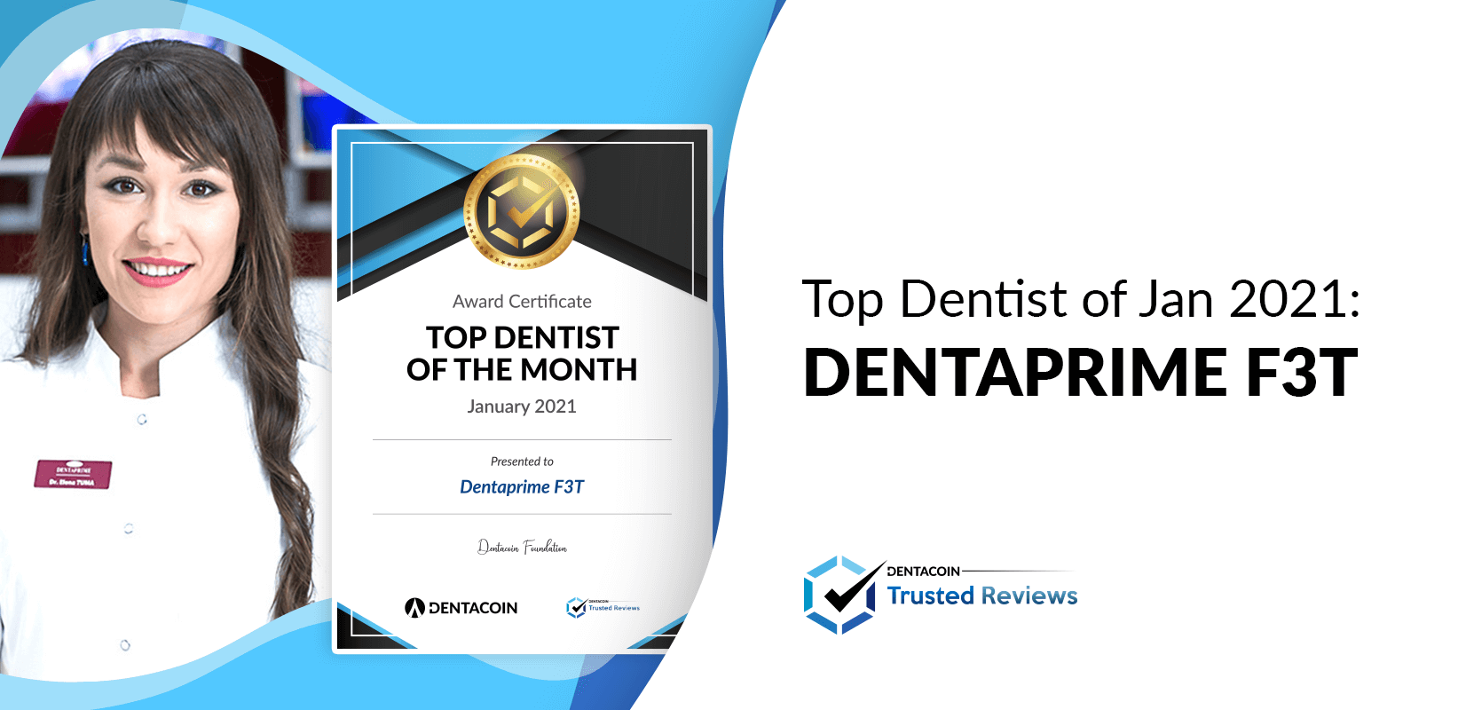 Trp top dentist Dentaprime F3T FB