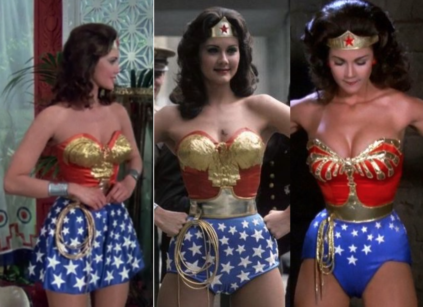 I Wonder What A Woman Is A Superheroine Subject To The Male Gaze By Livia Camperi Medium