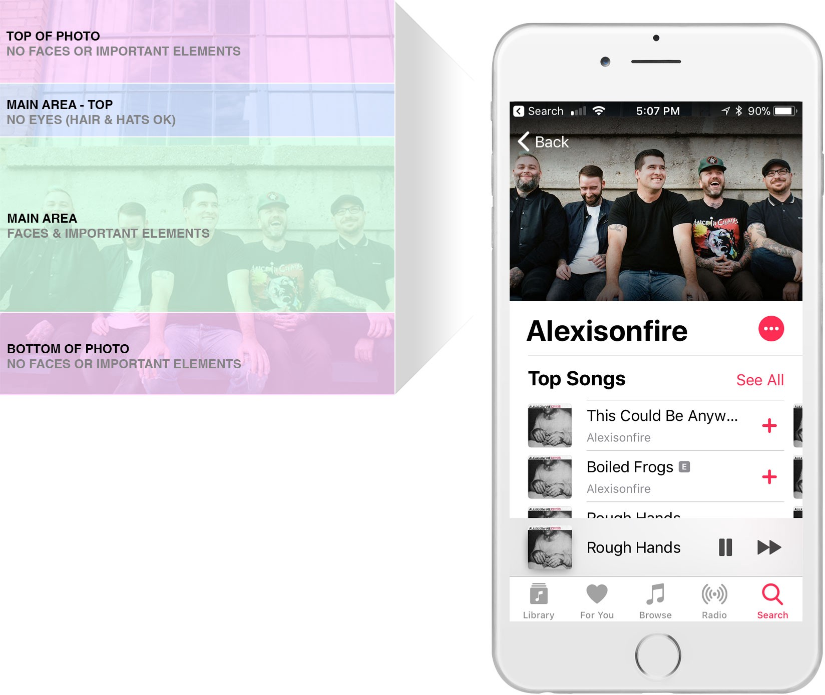 DistroKid Artists Can Now Instantly Add An Apple Artist Photo