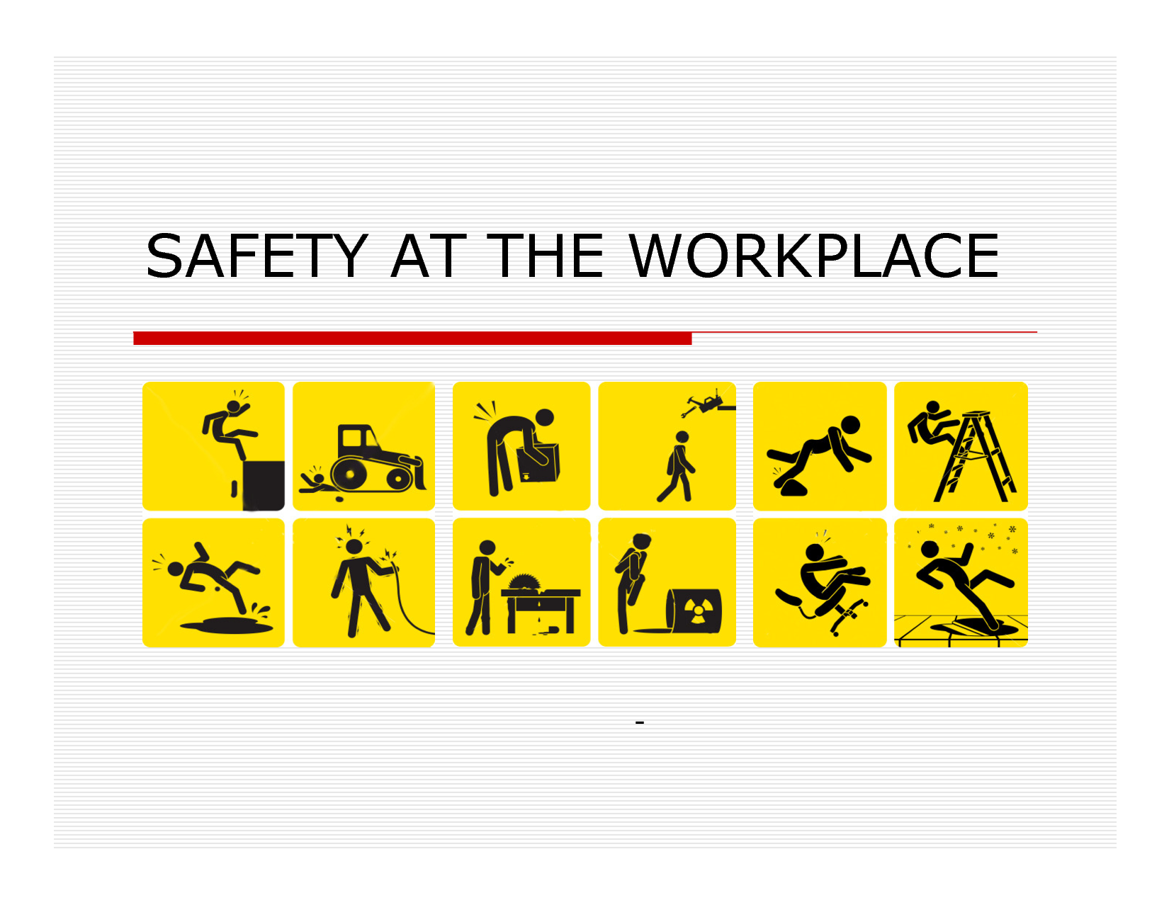 top  reasons  why workplace safety is important