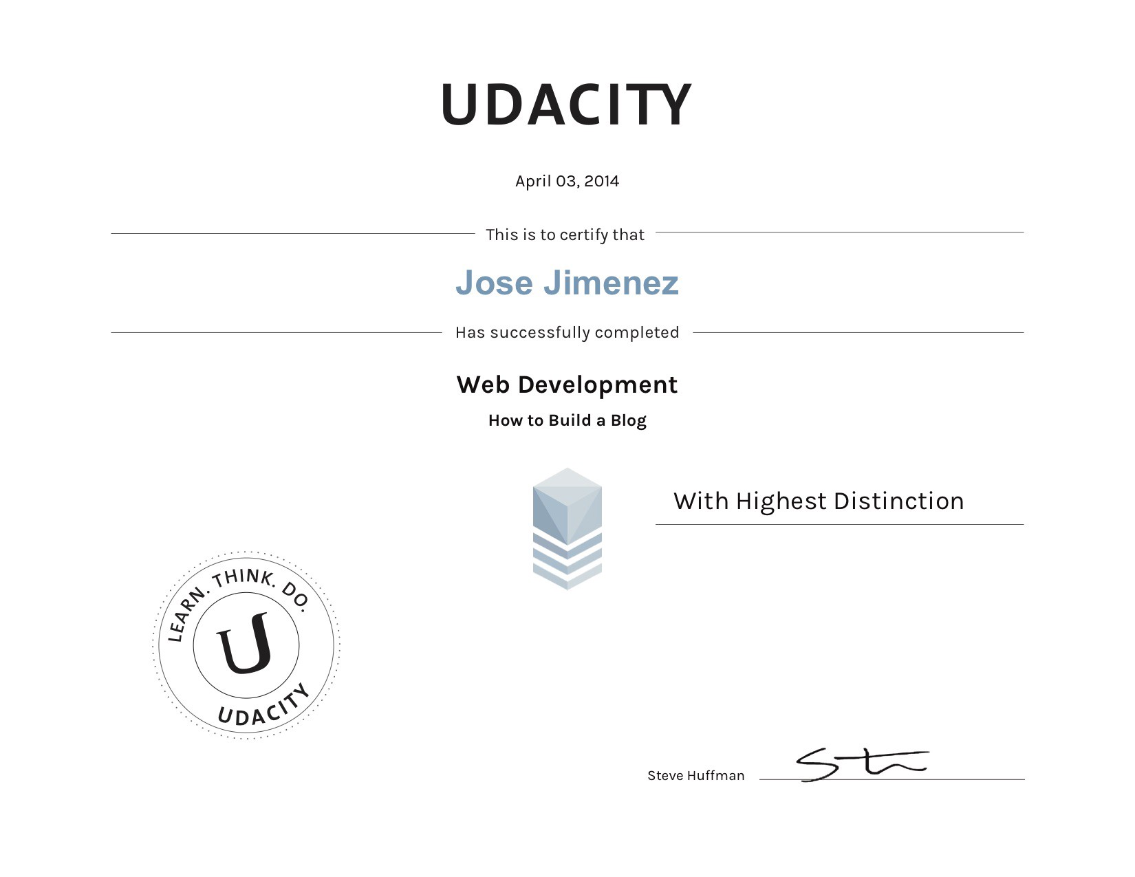 Udacity and the programmer's dream - Tech Masters3d