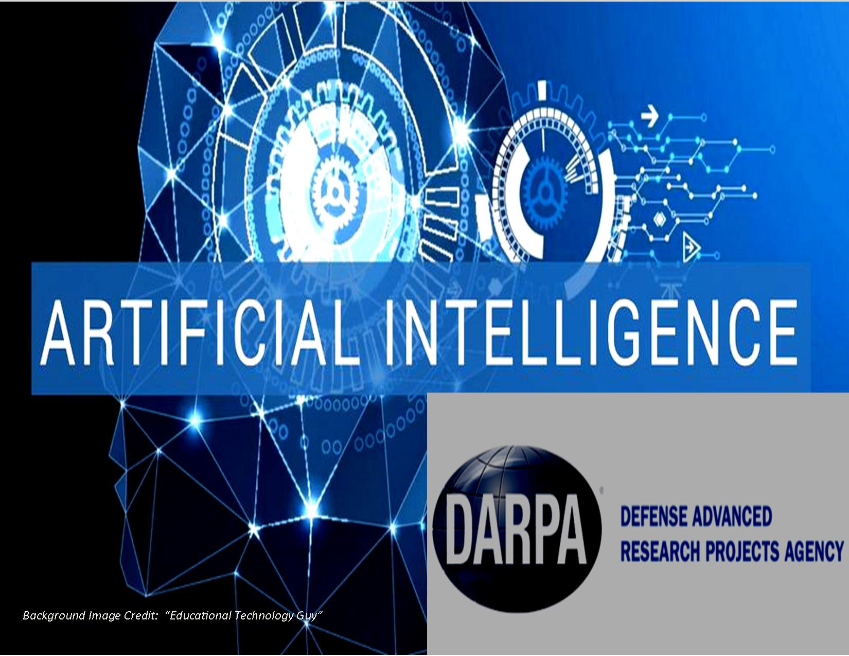 Defense Advance Research Projects Agency (DARPA) Funding $2B For ...
