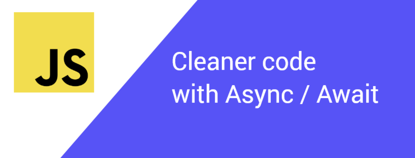 Writing neat asynchronous Node JS code with Promises & Async