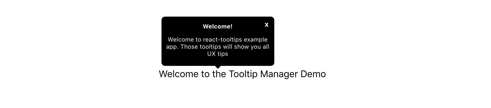 Using React 16 Portals to build a global UX tooltip